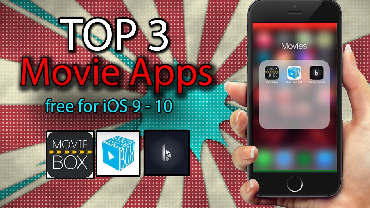 app to see free movies on iphone