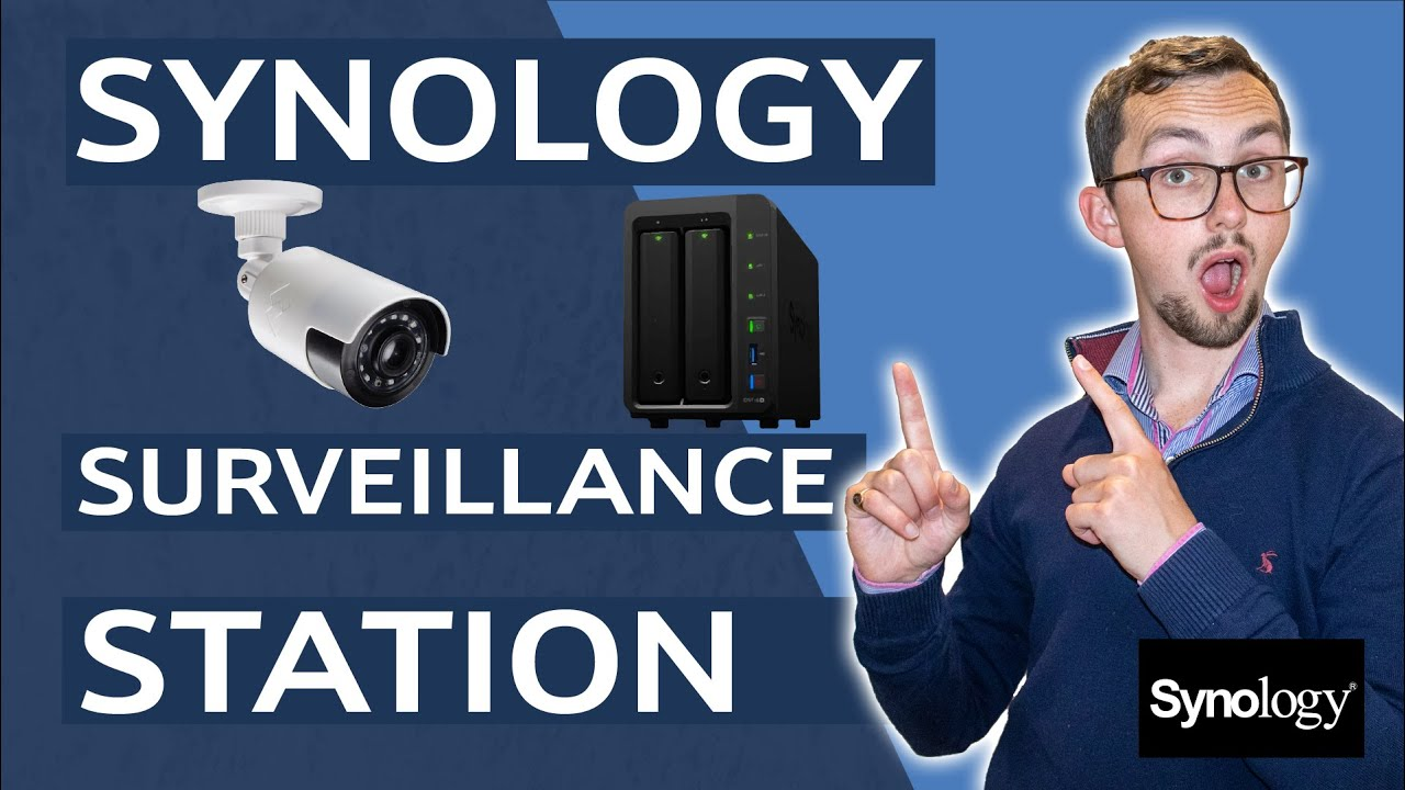 Synology Surveillance Station - install, setup, overview