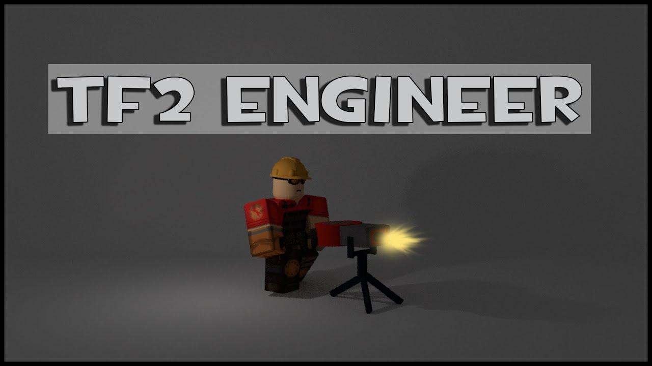 Roblox Script Showcase Episode 789 Tf2 Engineer Youtube