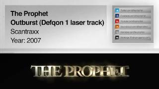 The Prophet - Outburst (Defqon 1 Laser Track) (2007) (Unreleased)