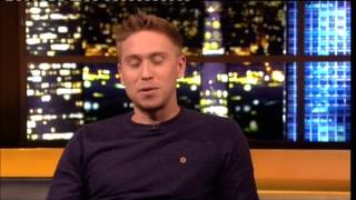 """""""Russell Howard"""" & """"Thom Yorke"""" On The Jonathan Ross Show 4 Ep 18 4 May 2013 Part 4/4"""