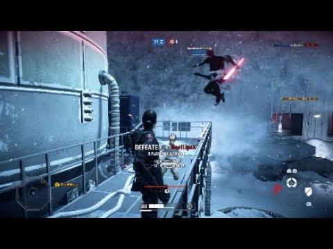 Star Wars Battlefront 2 Heroes Vs Villians 312: Hope Cannot Save Them But Hacks Sure Can!
