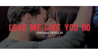 Kevin Karla & LaBanda / Love Me Like You Do (Spanish Version)