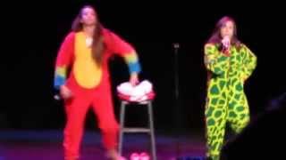 Colleen & Rachel Ballinger - Lips Are Movin' | New Orleans, LA 1/11/15