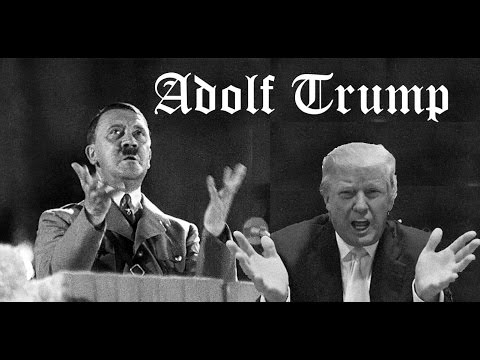 Donald Trump Imitates Hitler Trumps views echo those of Hitler., From YouTubeVideos