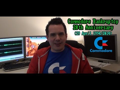 Commodore's Bankruptcy 20th Anniversary - What Would They Have Done Next?