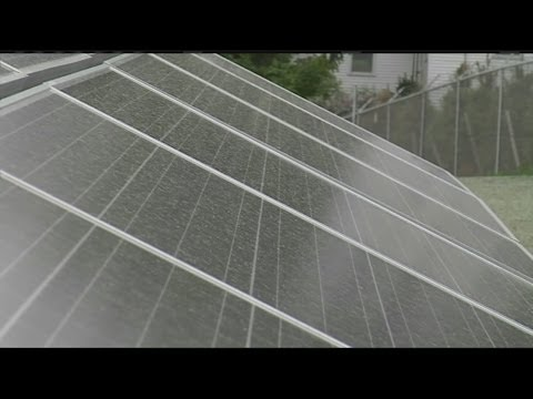 New solar panels in MA to power 3,000 homes