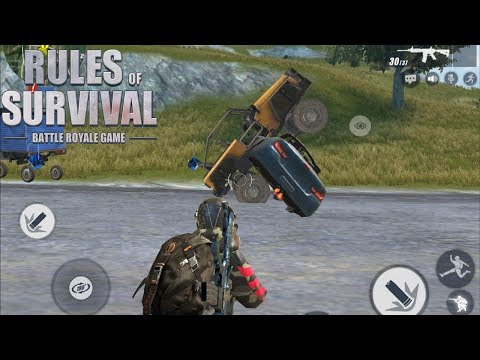 Rules Of Survival ! GrandMaster Grinding !