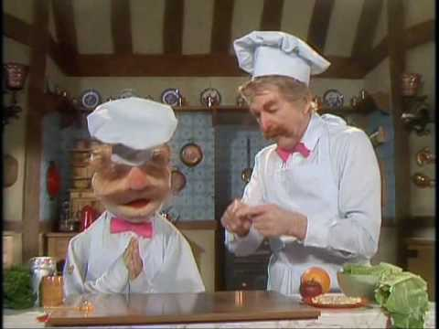 The Muppet : The Swedish Chef's Uncle with Danny Kaye