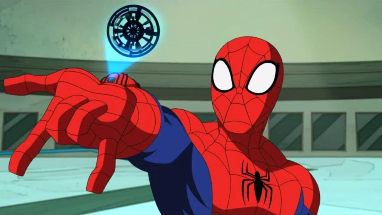 Великий Человек-паук — Железный Осьминог — Сезон 1, Серия 22 | Marvel