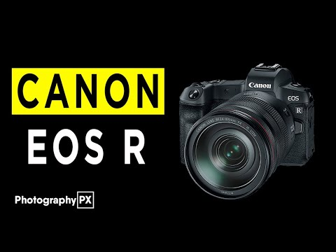 Canon EOS R Mirrorless Camera Highlights & Overview -2020