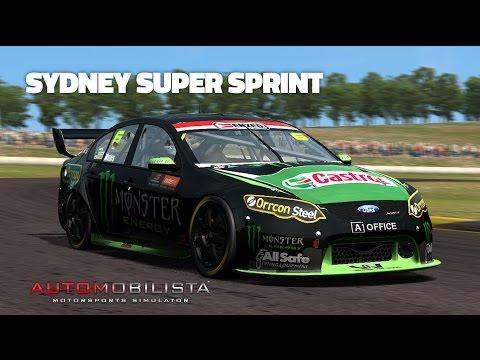 Automobilista: Sydney Super Sprint (V8 Supercar @ Eastern Creek)