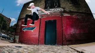 "HUF's ""Stoops USA Tour"" Video"