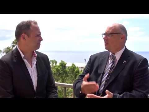 Global Fund Forum 2015 Hub Culture Bermuda with Ross Webber, BDA