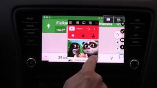 Download Android Auto Launcher Mirror Screen MP3, MKV, MP4