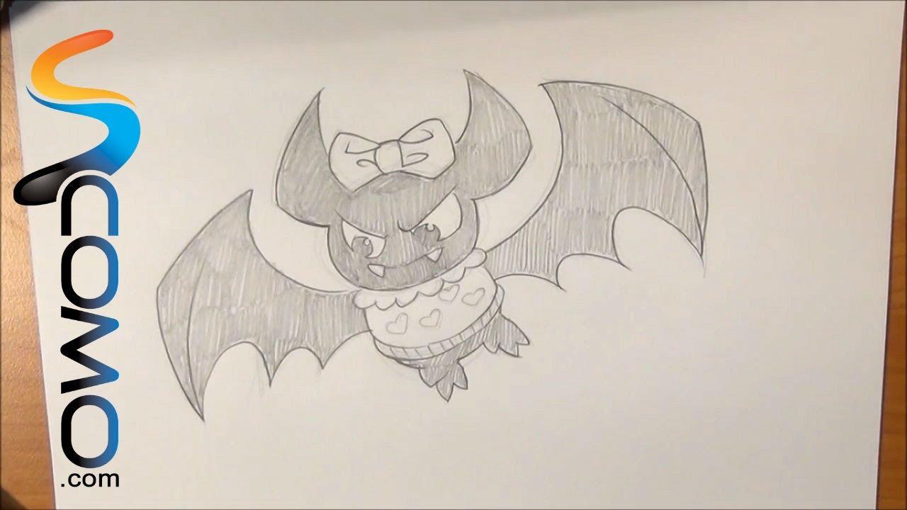 Dibujar a Count Fabulous mascota de Draculaura - YouTube