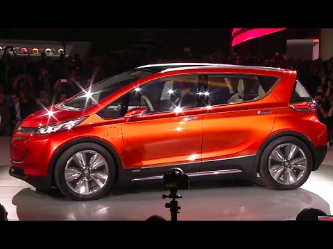 Chevy Bolt / Chevy Volt INTERIOR / World Debut / EXTERIOR Commercial CARJAM TV 2015