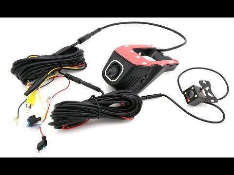 Aininca Car Dashcam / What Is 24 Hour Parking Mode ? Time Lapse Recording Mode