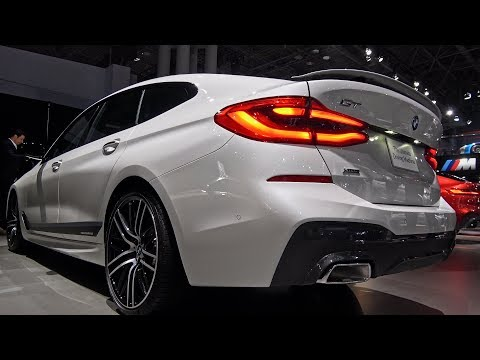 2018 BMW 640i GT M Performance | 2018 NYIAS
