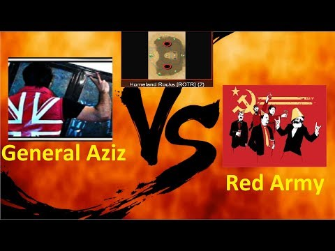 ROTR 1.87 Pub 1.7 General Aziz vs Red Army