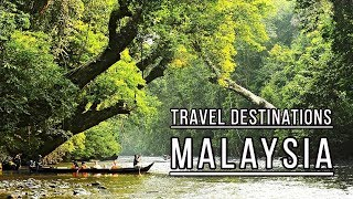 Top 5 Best Places To Visit In Malaysia | Where to go in Malaysia in 2019