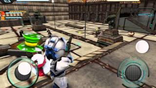 star warfare alien invasion twin snipers vs poison pit
