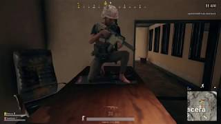 PUBG backroom casting couch