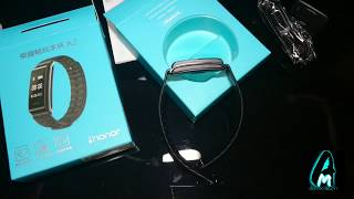 Huawei Honor A2 Color Smartband (Review)