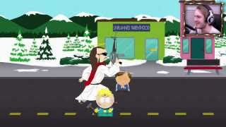 South Park - Stick of Truth - Summon Jesus (Pewdiepie's part 4 Gameplay)