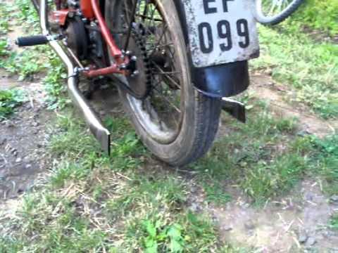 Motosacoche D 350 super sport
