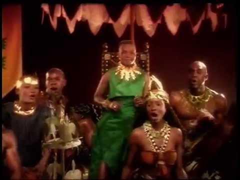 """Angelique Kidjo - """"Wombo Lombo"""""""