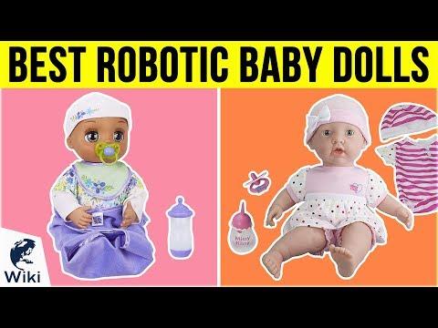 8 Best Robotic Baby Dolls 2019