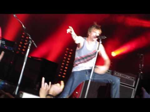Die Toten Hosen live in Stuttgart, 02.12.2012