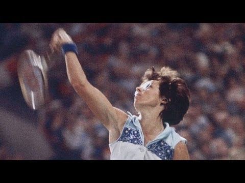 Billie Jean King reflects on 'Battle of the Sexes'