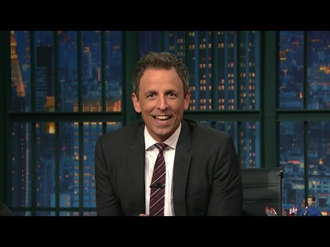 Seth Knows Why Donald Trump Won't Release His Tax Returns