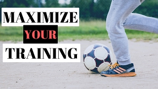 Soccer Training Tips - How To Get The Most Out Of Soccer Practice