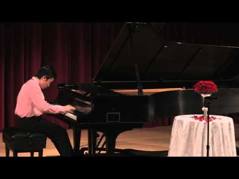 Opus 4 Studios: Kevin Yip, piano - Scherzo No. 4 in E Major, Op. 54 - Frédéric Chopin
