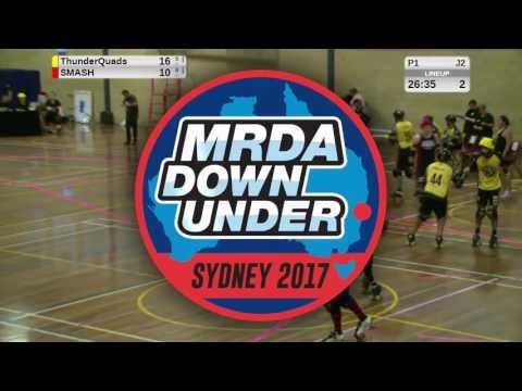 MRDADU17: Game 5 - ThunderQuads v SMASH
