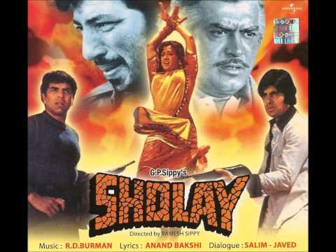 Sholay Title Music R D Burman