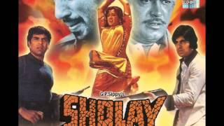 Sholay Title Music R D Burman