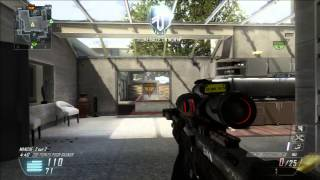 Black Ops 2 : Sextuple Feed Sniper | HD | TEAM CONTROL