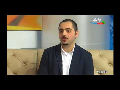 """TAIEX ilə əməkdaşlıq haqqında AZTV """"Səhər"""" proqramında"""