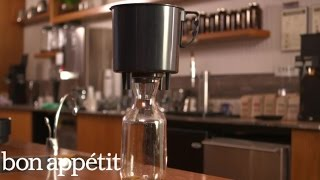 Bon Appétit/Stumptown Coffee Brew Guides: Filtron Cold Brew