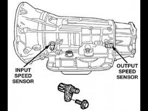 ford p0720 speed sensor error code repair