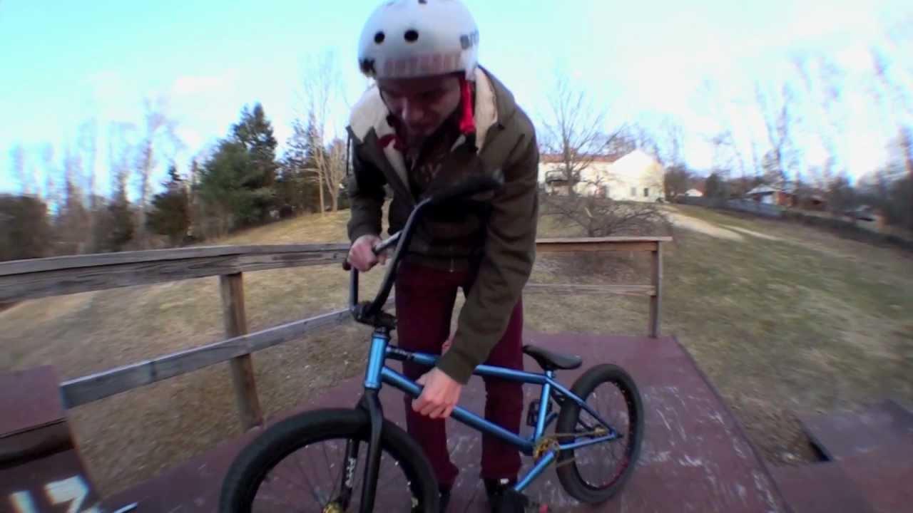 Adam LZ Blazin Bike Check 2014 - YouTube