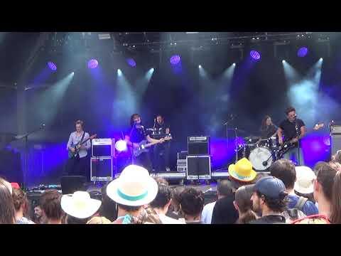Amber Run - Just My Soul Responding - live festival rock en seine 2017 France