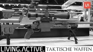 Living Active - Taktische Waffen IWA 2018
