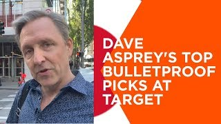 Dave Asprey's Top Bulletproof Picks At Target