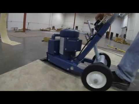 Crain Power Stripper YouTube - Sinclair floor scraper