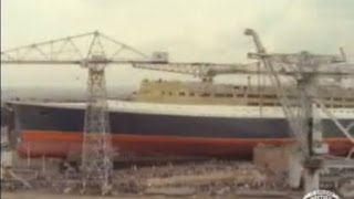 launch-of-the-qe2